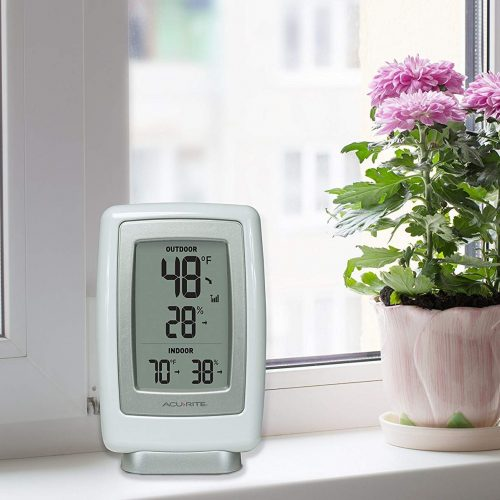 AcuRite 00611A3 Wireless IndoorOutdoor Thermometer and Humidity Sensor